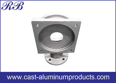 A356 / A380 Aluminum Alloy Sand Casting Products For Industrial